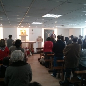 """Nuevo Templo 30-Nov-14 • <a style=""""font-size:0.8em;"""" href=""""http://www.flickr.com/photos/110293221@N02/15800433567/"""" target=""""_blank"""">View on Flickr</a>"""