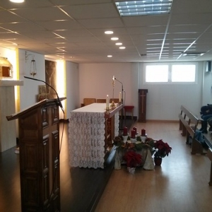 """Nuevo Templo 30-Nov-14 • <a style=""""font-size:0.8em;"""" href=""""http://www.flickr.com/photos/110293221@N02/15366535613/"""" target=""""_blank"""">View on Flickr</a>"""